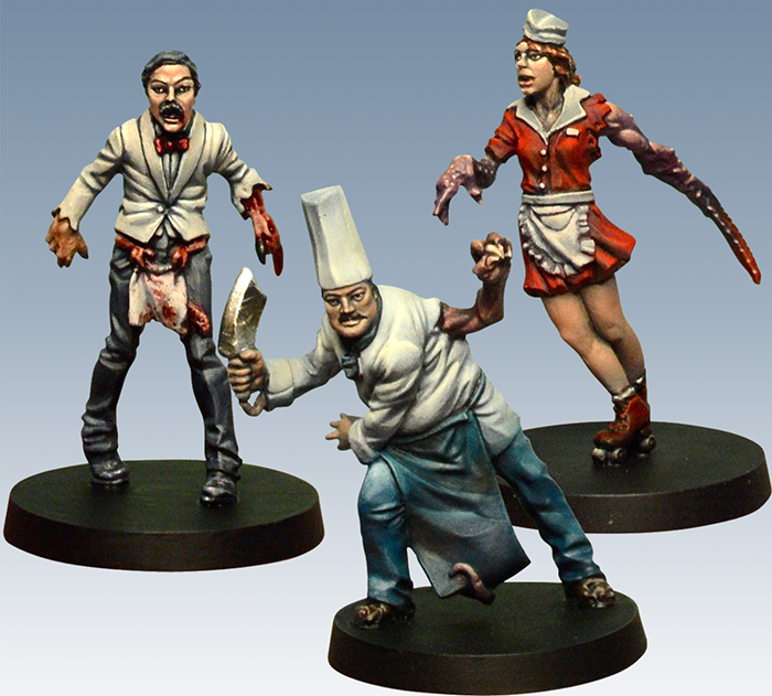 Corrupted Chef Acolytes - Delta Team Box