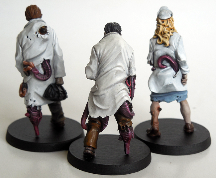 Corrupted Doctor Acolytes - rear