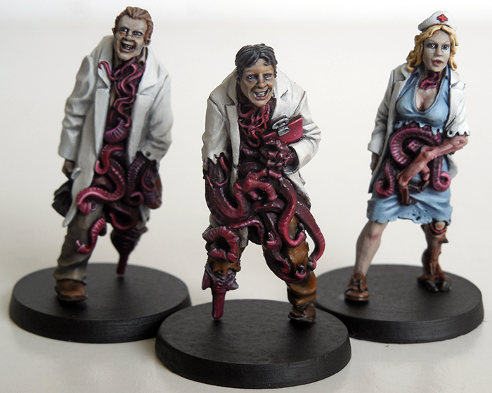 Corrupted Doctor Acolytes