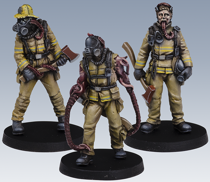 Corrupted Fireman Acolytes