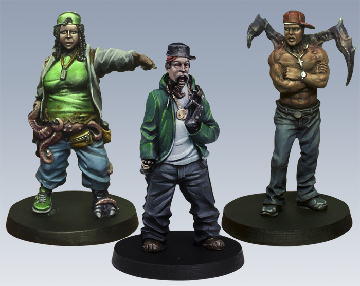 Corrupted Gangster Acolytes