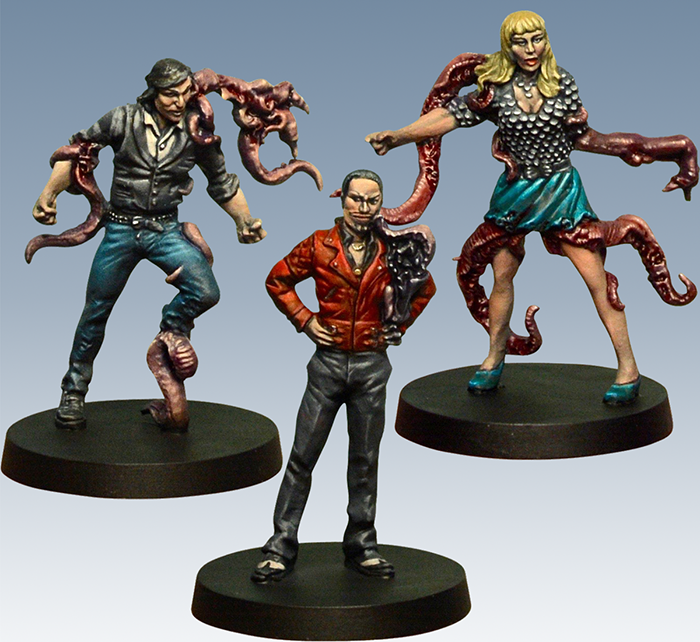 Corrupted Musician Acolytes - Delta Team Box