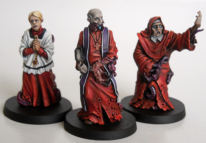 Corrupted Nun Acolytes