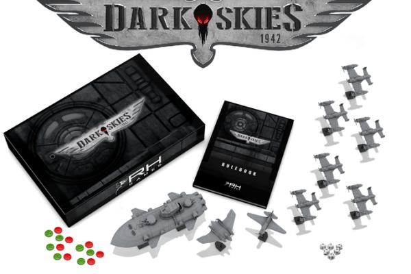 Dark Skies 1942