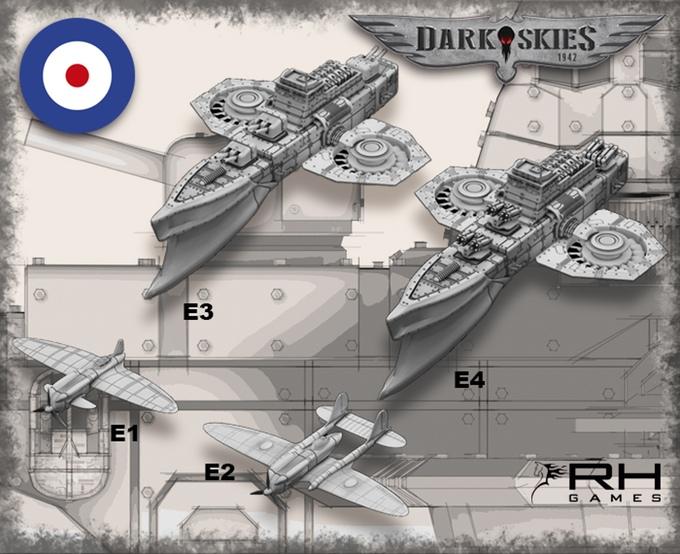 British Empire - Dark Skies