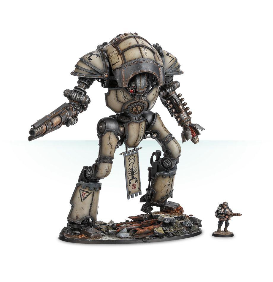 Mechanicum Cerastus Knight Atrapos Available From FW ...