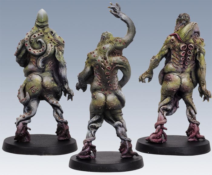 Pride Abominations - Rear View