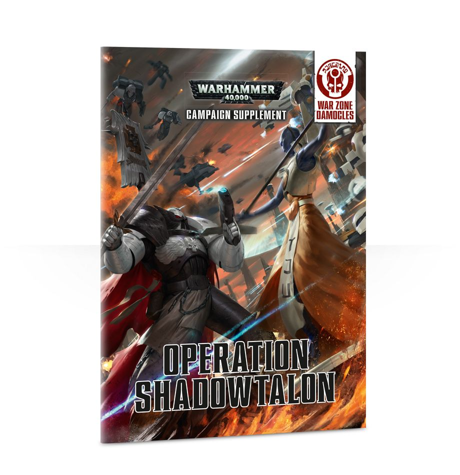 Shadow Force Solaq Campaign Supplement