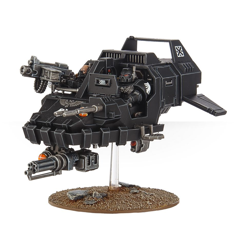 Shadow Force Solaq Land Speeder