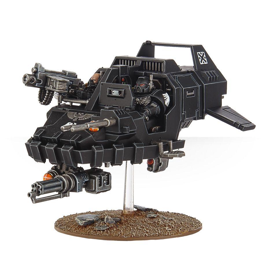 Shadow Force Solaq Land Speeder