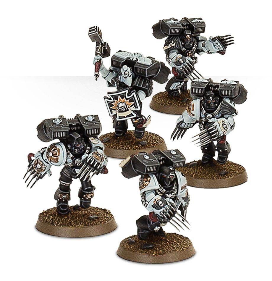 Shadow Force Solaq Vanguard Veterans