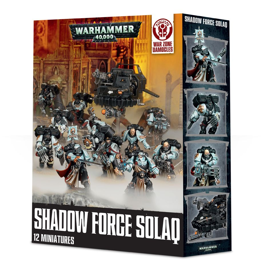 Shadow Force Solaq Box