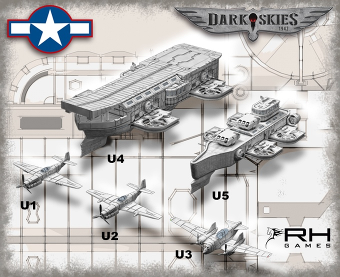 USAF - Dark Skies 1942