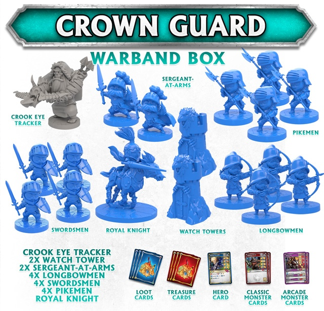 Crown Guard Super Dungeon Explore