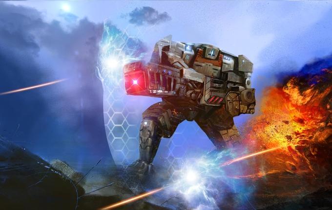 Oleg, The Chaos Bringer - RONE