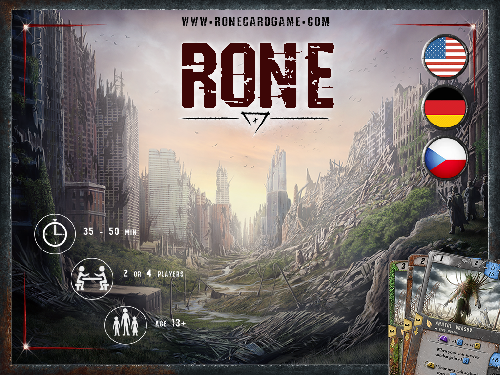 Rone Card Game
