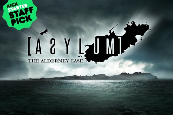 ASYLUM : The Alderney case - First act