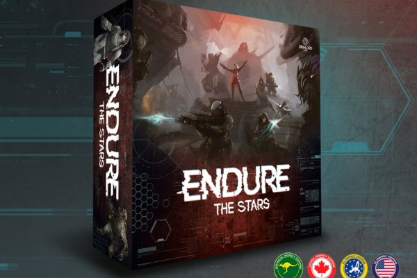 Endure The Stars Board Game