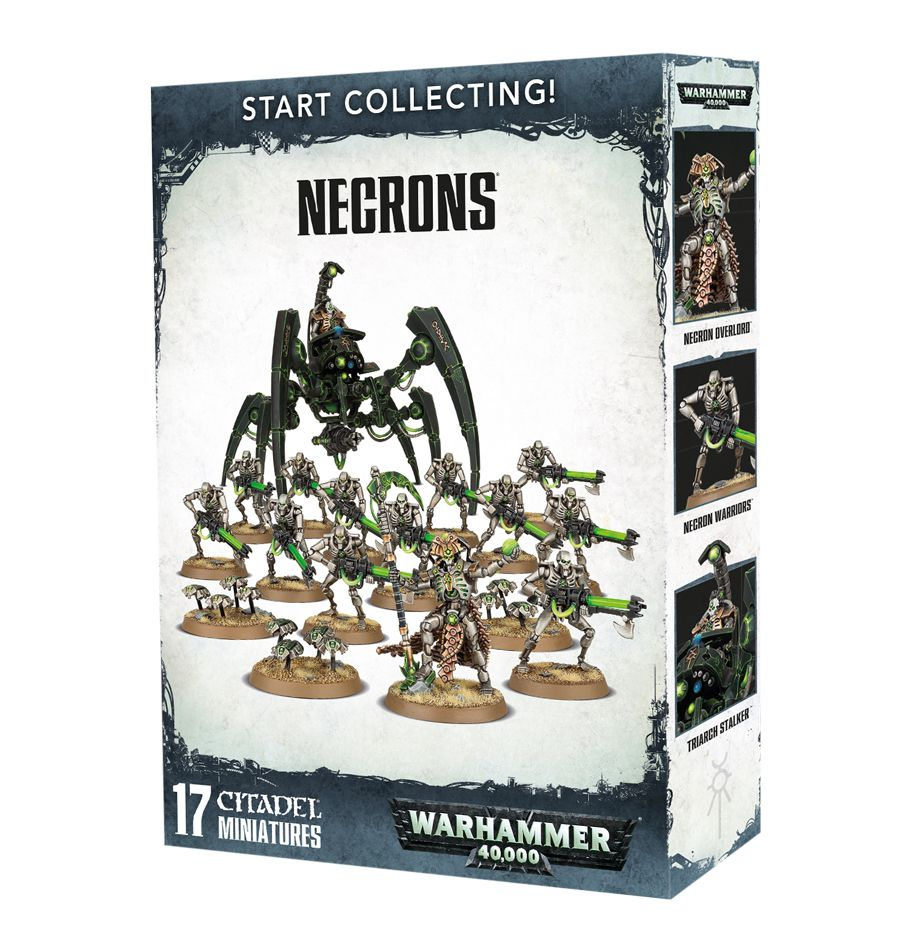 Start Collecting! Necrons Box Set