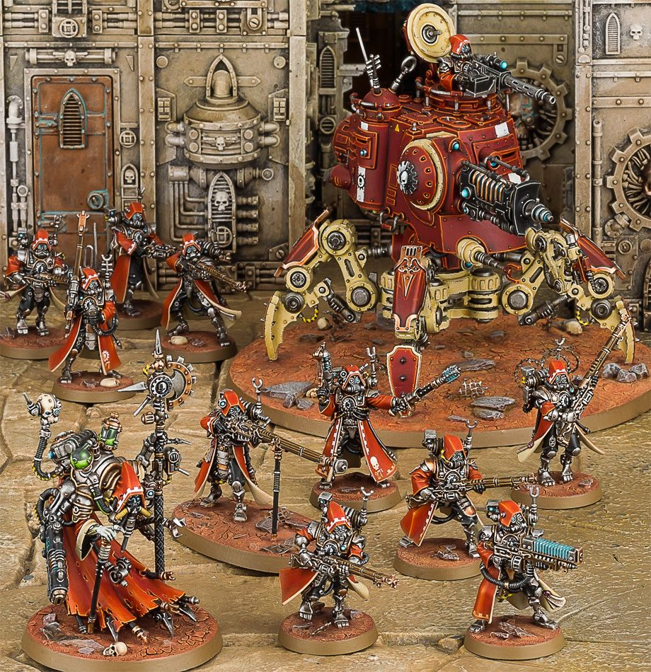 Start Collecting! Skitarii Miniatures