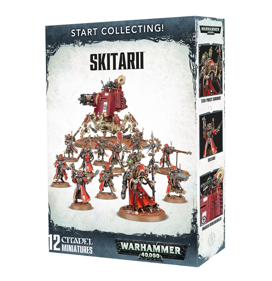 Start Collecting! Skitarii Box Set