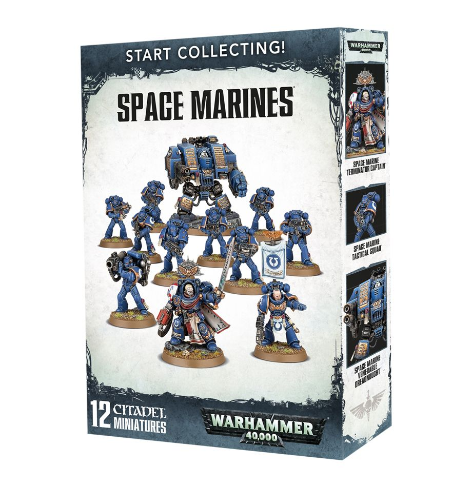 Start Collecting! Space Marines Box Set