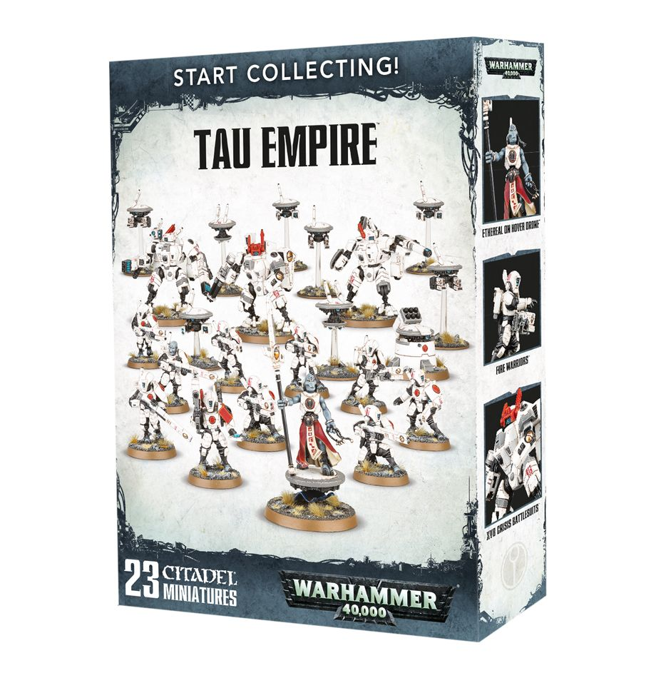 Start Collecting! Tau Box Set