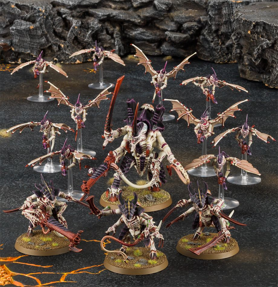 Start Collecting! Tyranids Miniatures
