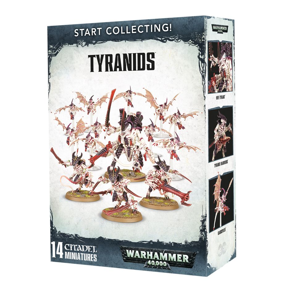 Start Collecting! Tyranids Box Set