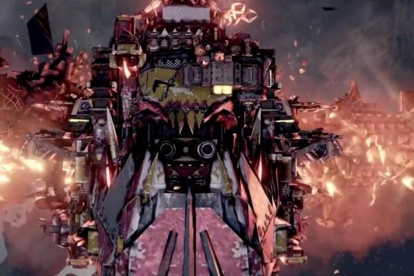 Battle Fleet Gothic Orks