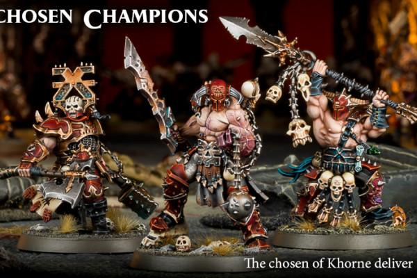 Gorechosen Champions