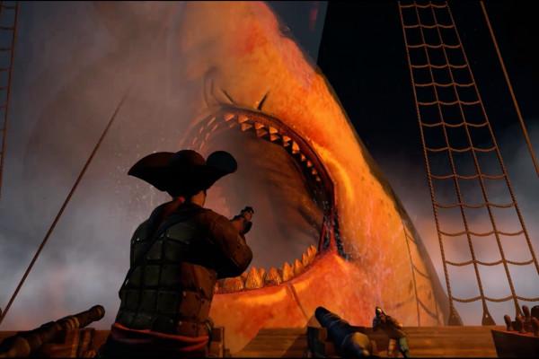 Man O' War: Corsair Video Game
