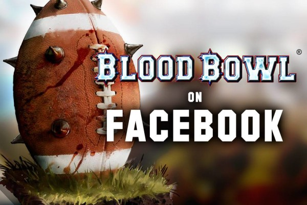 Blood Bowl On Facebook