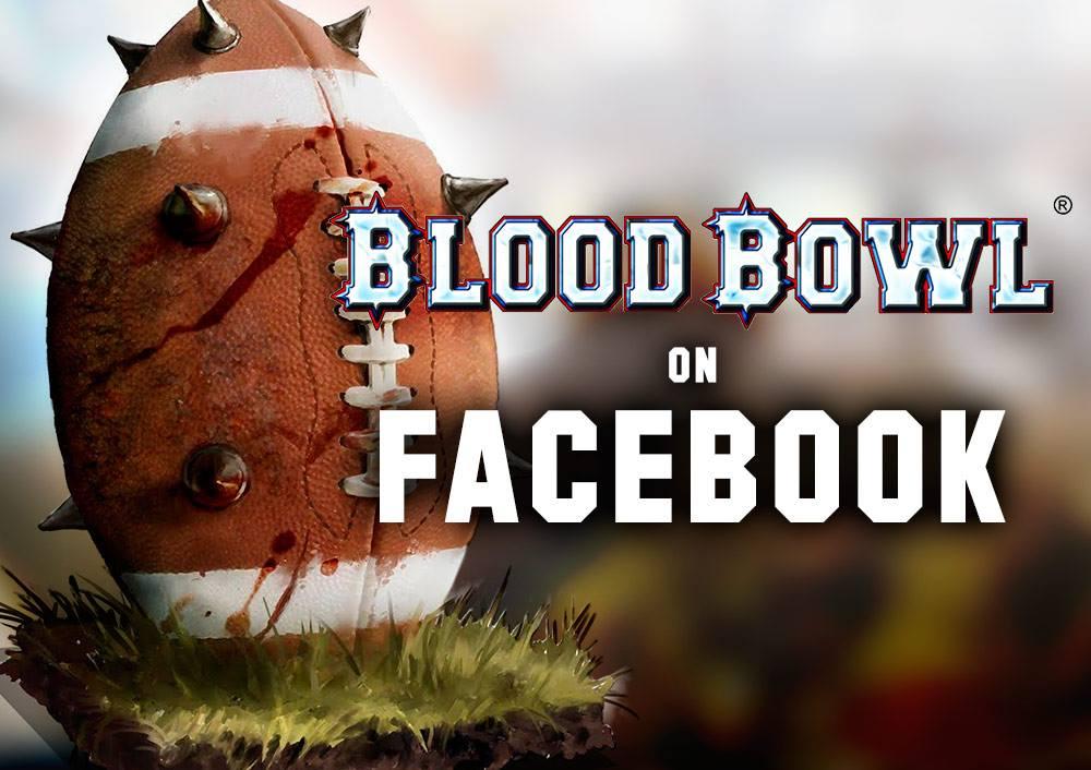 Blood Bowl On Facebook