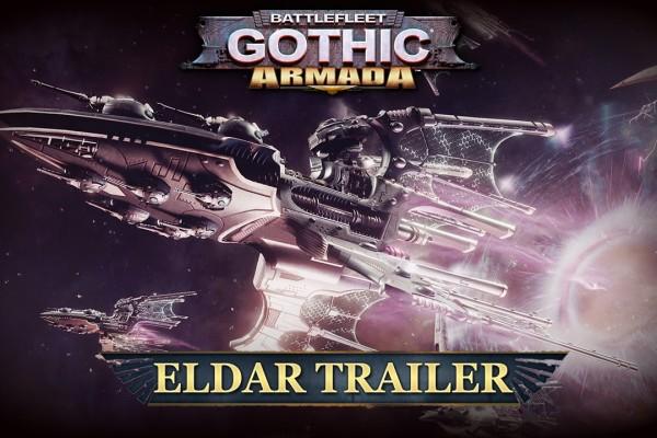 Eldar - Battlefleet Gothic Armada
