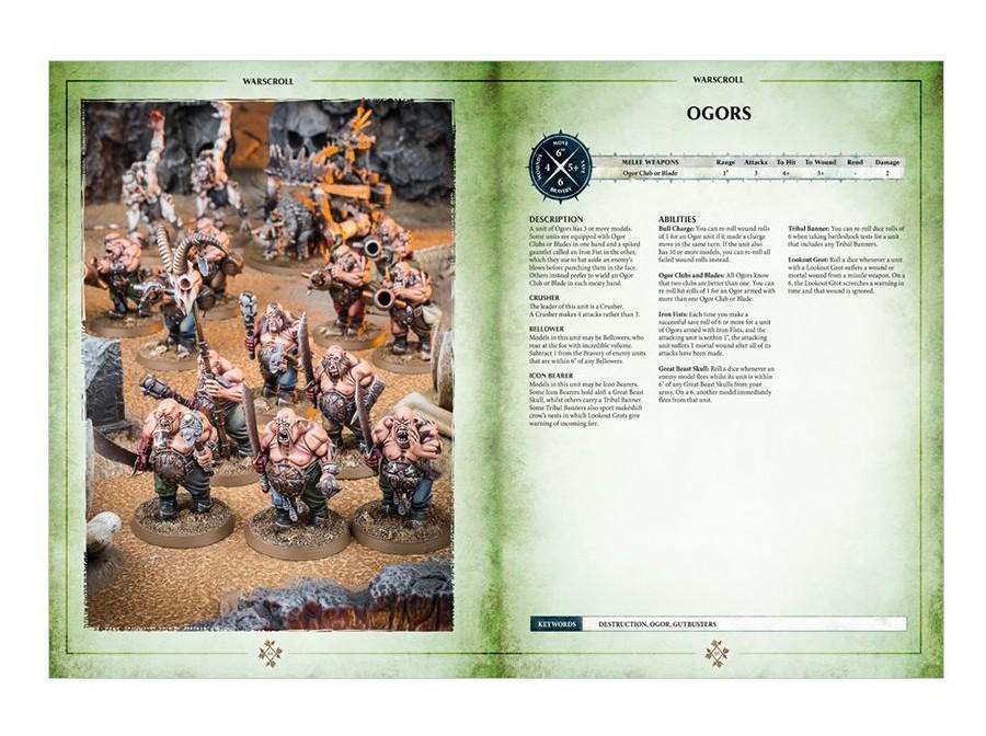 Grand Alliance: Destruction Book - Ogors Excerpt