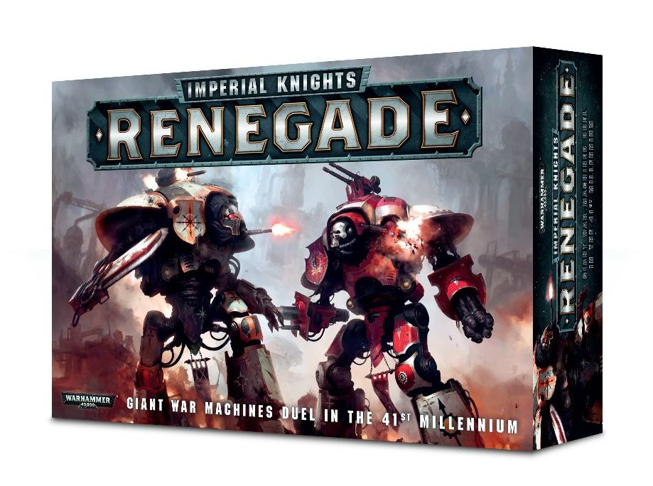 Imperial Knights: Renegade 2018