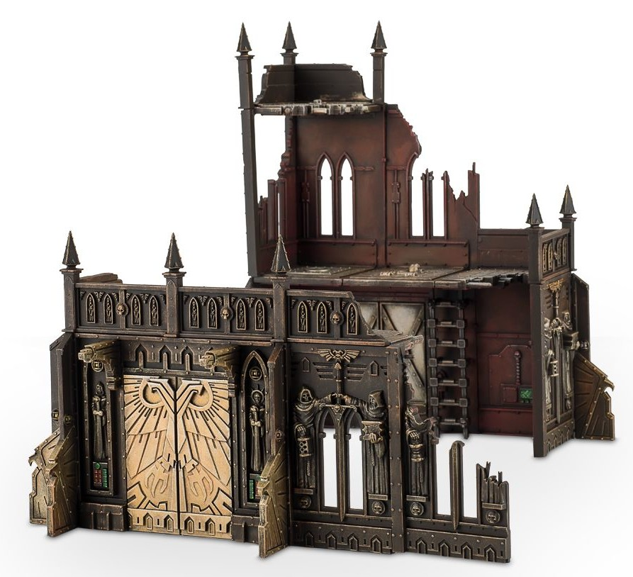 Imperial Knights: Renegade - Basilica Administratum