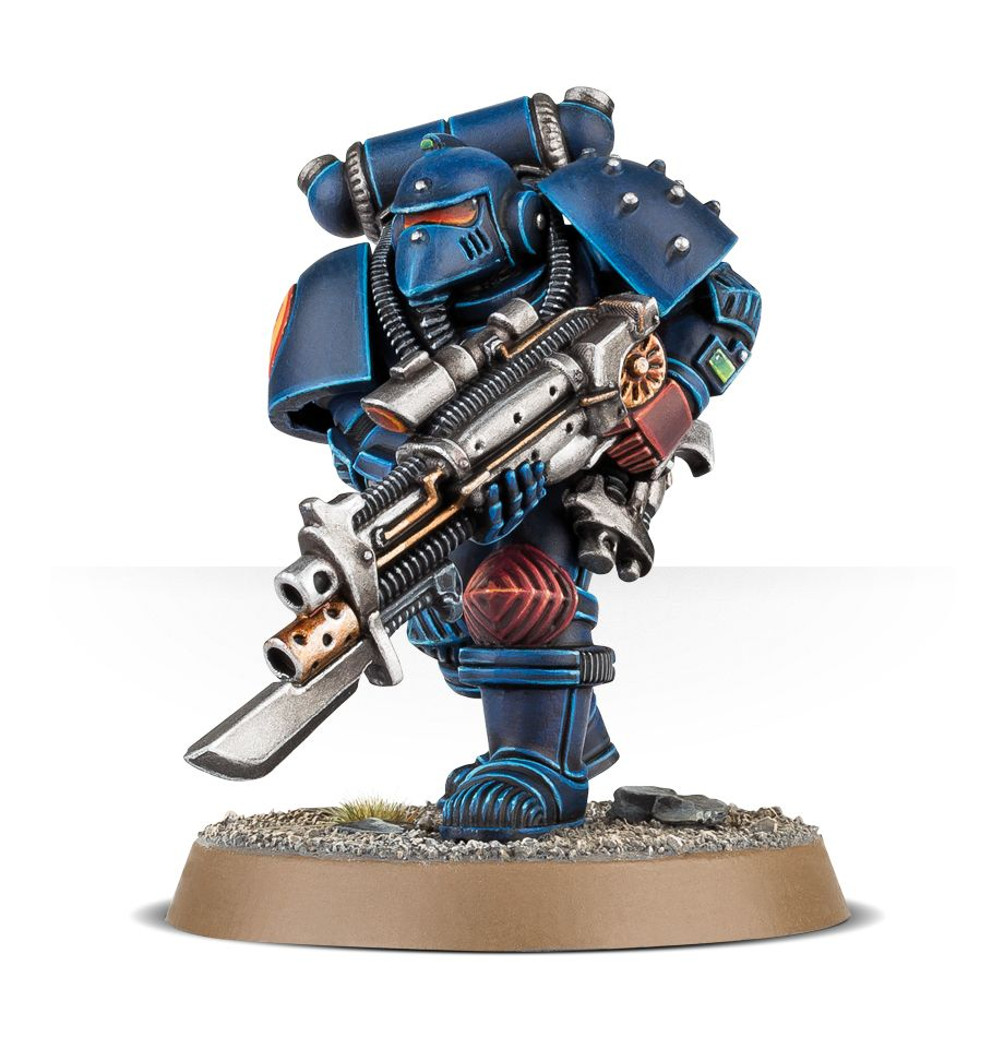 Imperial Space Marine 2016