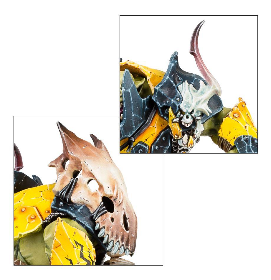 Ironjawz Megaboss - Shoulder Details