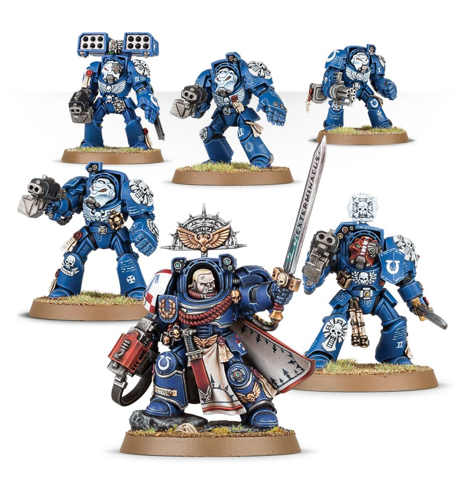 New Space Marine Angels Of Death Supplement And Bundles