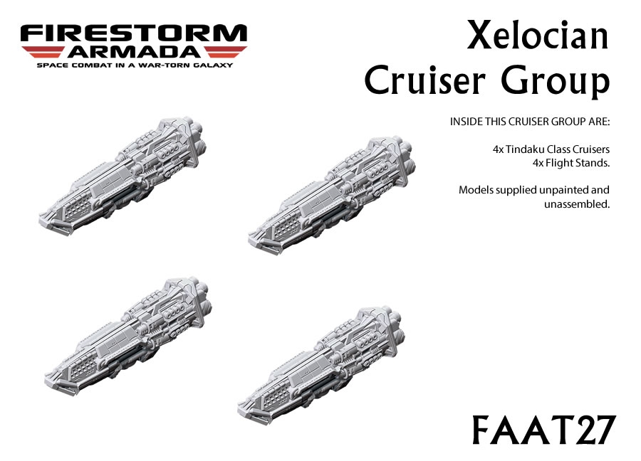 Xelocian Cruiser Group