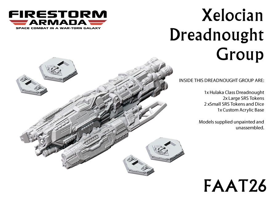 Xelocian Dreadnought Group
