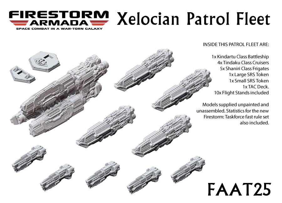 Xelocian Patrol Fleet