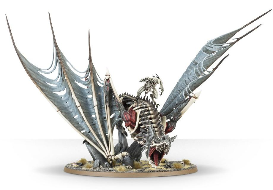 Abhorrant Ghoul King on Terrorgheist