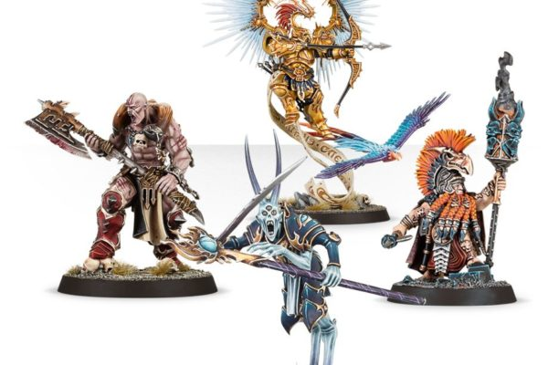Warhammer Quest Mighty Heroes Bundle