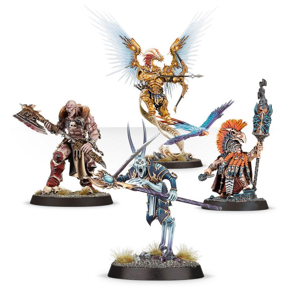 Warhammer Quest Mighty Heroes Bundle