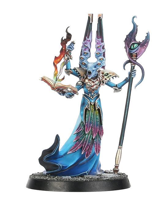 Gaunt Summoner of Tzeentch - Warhammer Quest Silver Tower