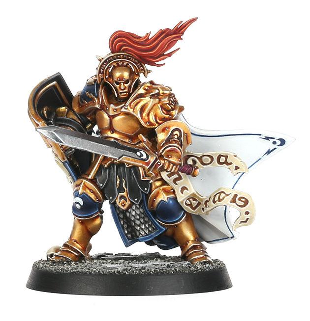Knight-Questor - Warhammer Quest Silver Tower