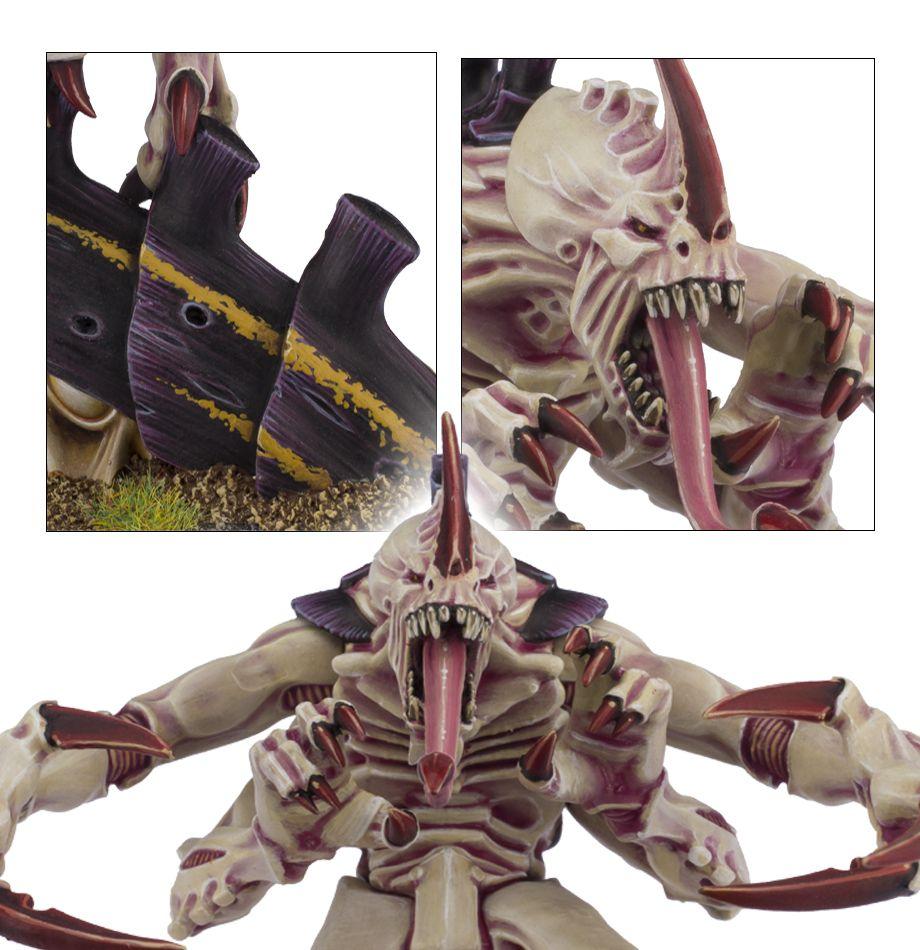 Tyranid Broodlord - Details